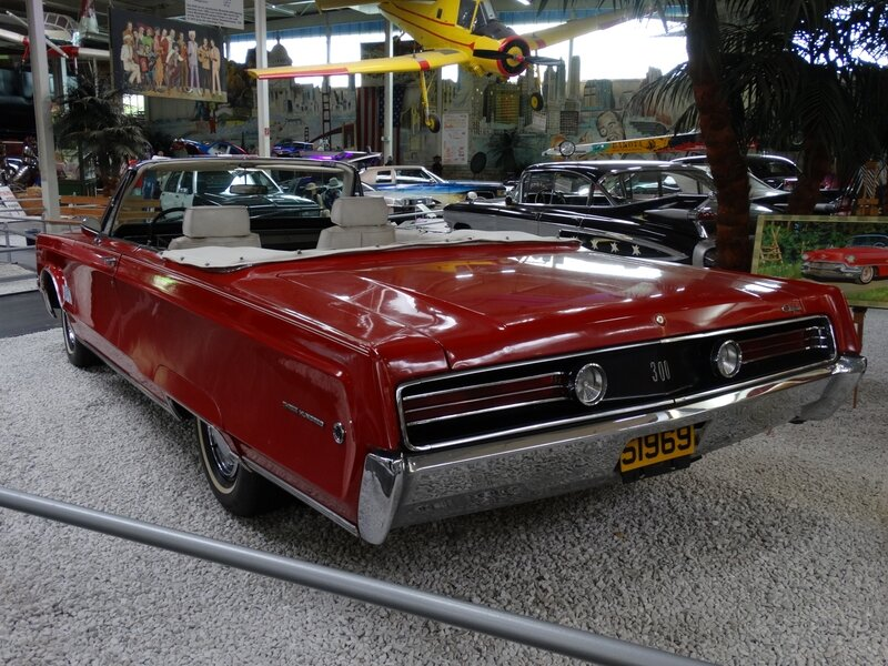 CHRYSLER 300 2door convertible 1968 Sinsheim (2)