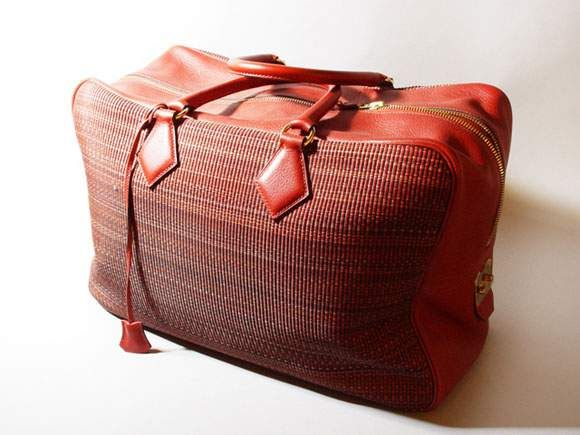 HERMES Paris made in France. Sac de voyages Plumes - Alain.R.Truong 848242cd224