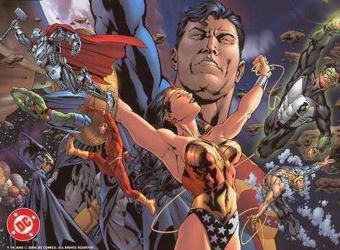 jla heaven's ladder a