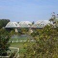 Pont sur le Loire à Mer (41)