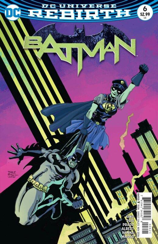rebirth batman 06 variant