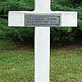 Villeneuve lucien (cuzion) + 22/07/1918 fleury la rivière (51)