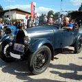La bugatti t40 roadster (festival centenaire bugatti)