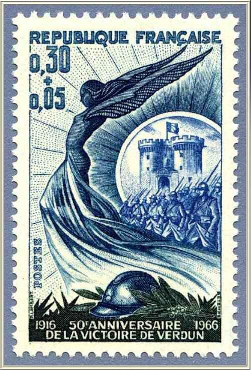 50 ème anniversair victoire de Verdun