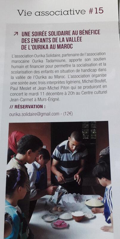 Photo du Cé l'Info n° 78 d'Octobre 2018