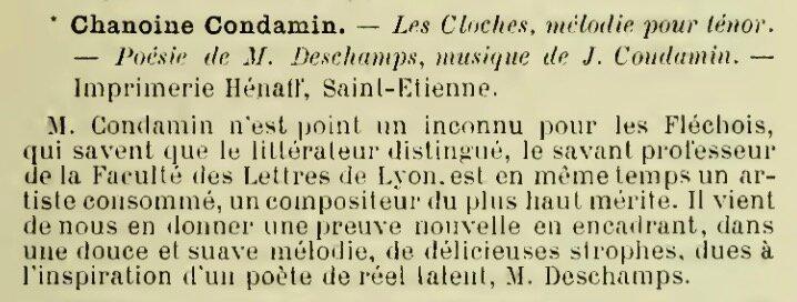 Annales fléchoises (1)