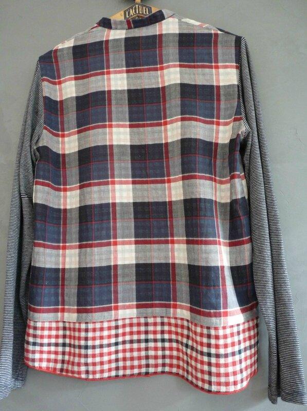 chemise burda alex 2