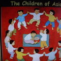 ENFANTS DU MONDE (ASIE)