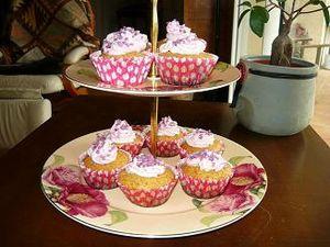 Cupcake à la crème