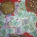 Calebasse magique qui multiplie de l'argent
