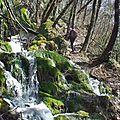 Cascades d'alloix - chartreuse