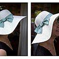 C 'est pour qui ce beau chapeau ?