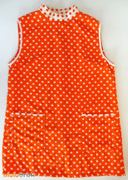 BLOUSE-orange-à-pois-04-muluBrok