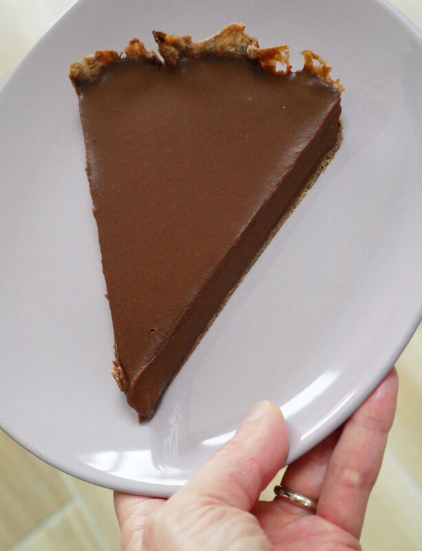 Tarte au chocolat de Christian Constant ©Kid Friendly