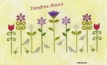 13TendresFleurs