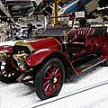 Mercedes simplex 40-45hp double phaeton 1904