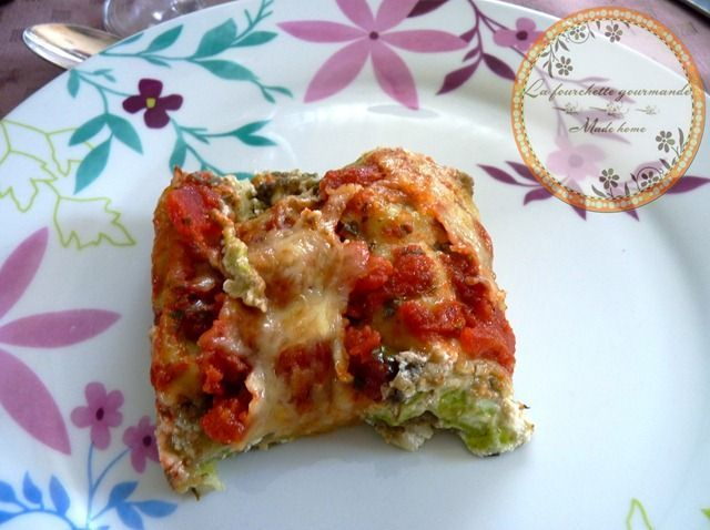 Lasagne et ravioles