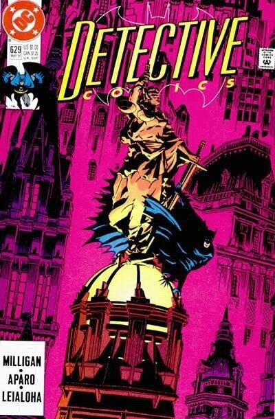 detective comics 0629