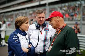 NIKI LAUDA AND ALIRE AND MIKE