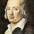 Friedrich hölderlin (1770 – 1843) : ainsi ménon pleurait diotima / menons klagen um diotima