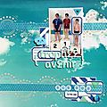 [ trophée avenir ] - sketch#347 just create and scrap