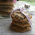 Le vrai cookie de michel & augustin !