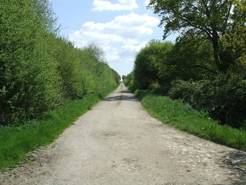 Herbignac-Guérande-Rieux-Carrefour vers l'Auvergnac-Vers le Sud