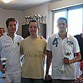 Pilotariak : txapeldun en 3ème série du tournoi akitania 2011