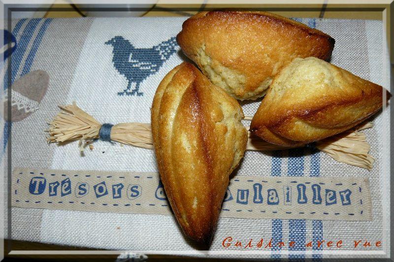 madeleines 1