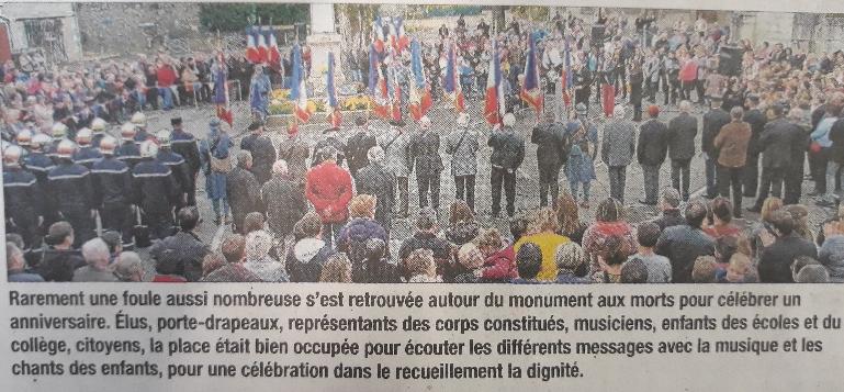 11 nov 2018 monument aux morts