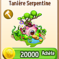 Habitat à serpents
