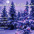 Marché de noël à semsales - 7+8 décembre 2013