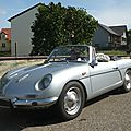 Alpine renault a110 berlinette 1100 cabriolet