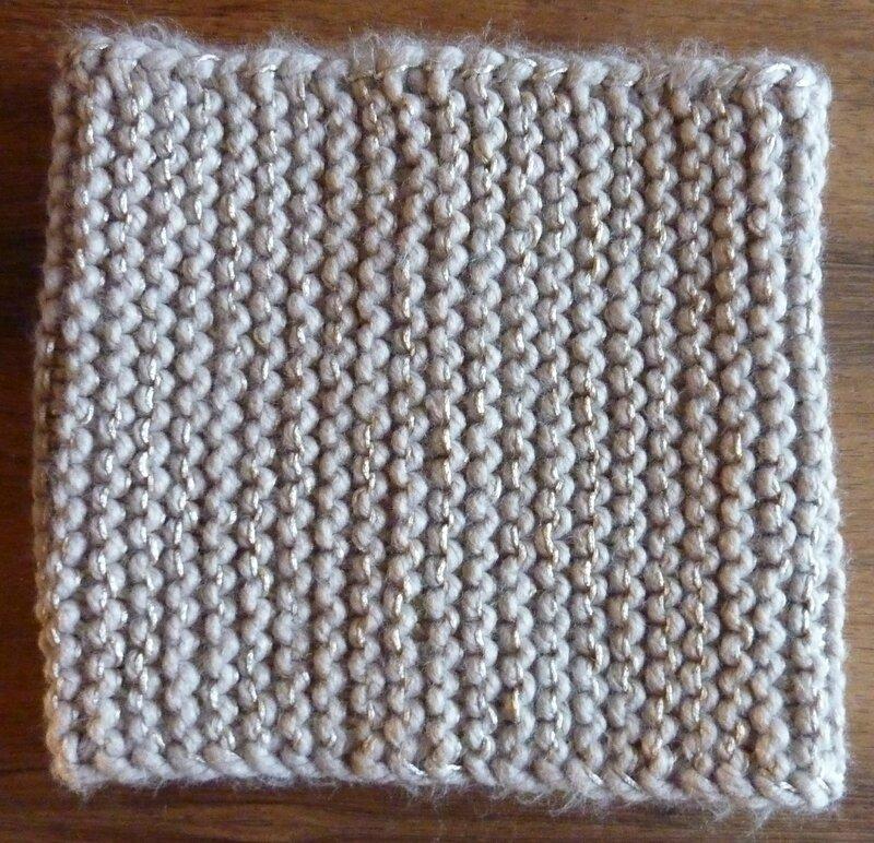 tricot snood 17