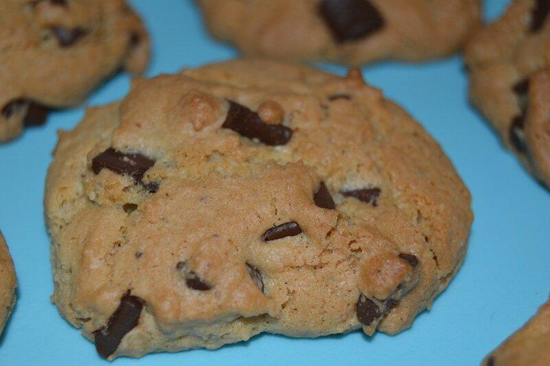 Cookies aux pépites de chocolat (2)