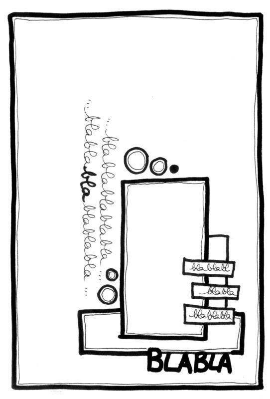 sketch 113 Edwige