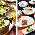 Cuisine fusion / cuisine diffusion