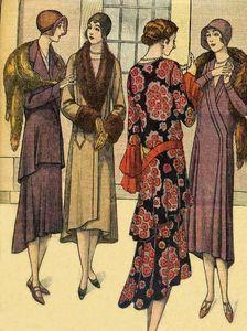 robes et manteaux