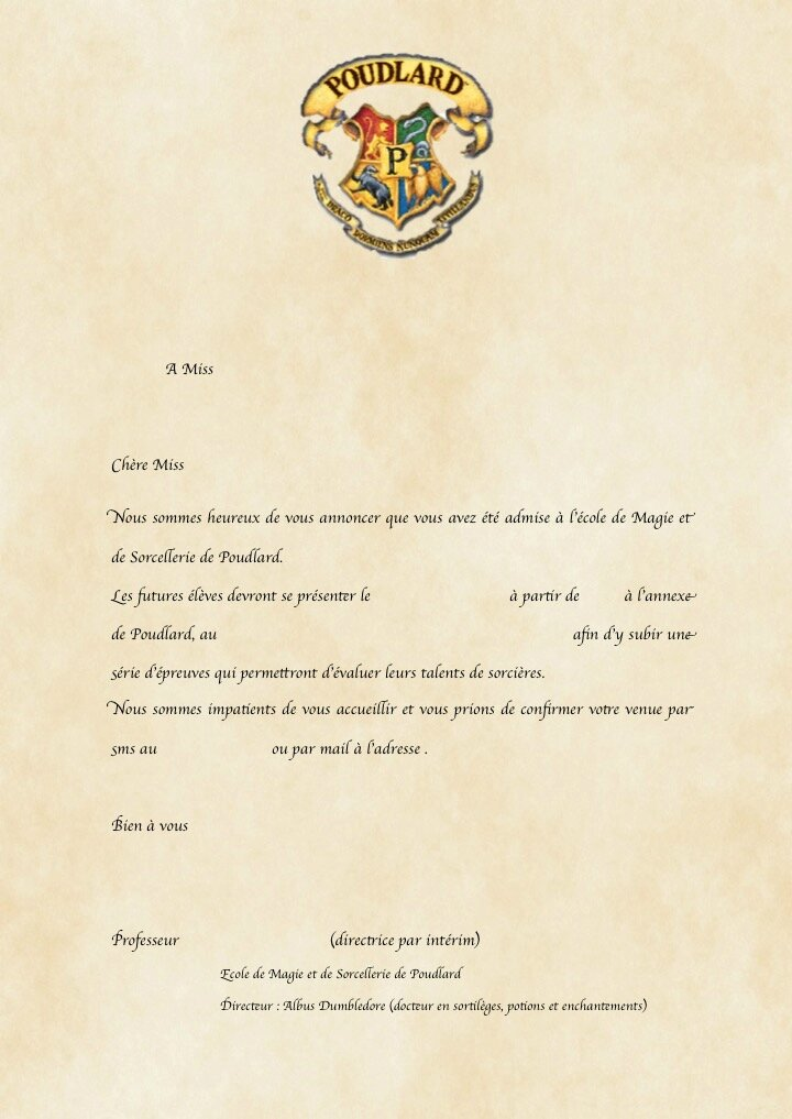 L Anniversaire Harry Potter La Preparation Et C Est Long