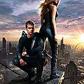 Divergent finale movie poster