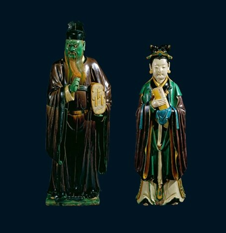 Chinese Tang Tomb Figures