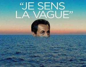 Sarkozy à Nyons-city