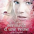 The iron queen devient le serment d'une reine