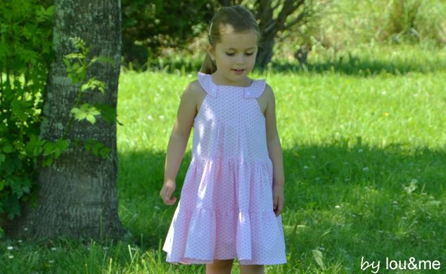 robe tiarelle de lou and me 5