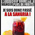 boire et fruits