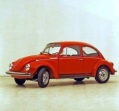 allemande volkswagen coccinelle 1960