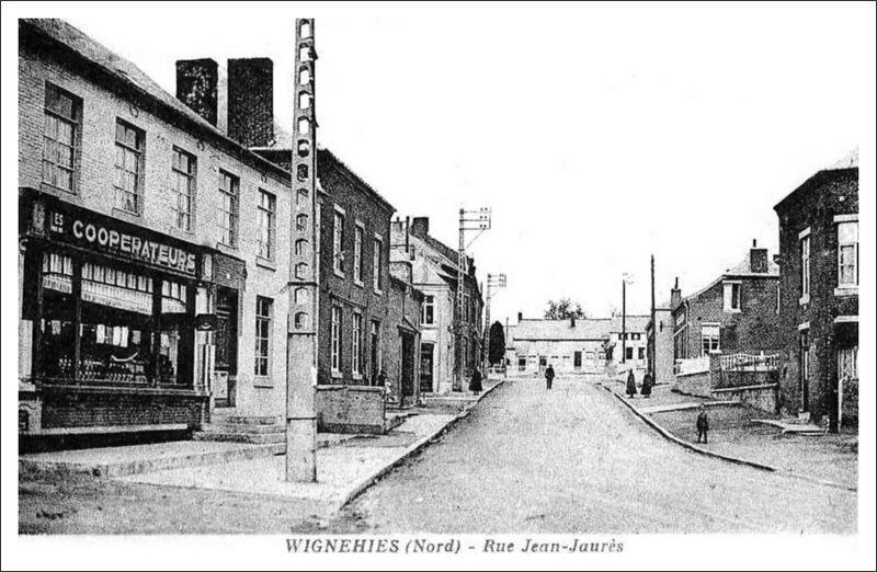 WIGNEHIES-Rue Jean Jaurès