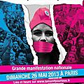 La Manif Pour Tous 26 mai 2013
