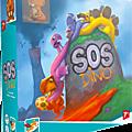 Boutique jeux de société - Pontivy - morbihan - ludis factory - SOS Dino