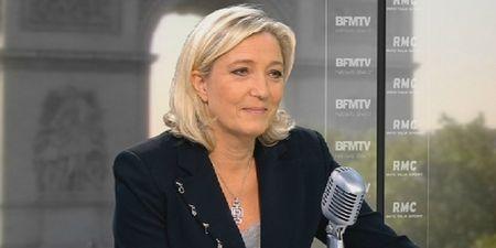 Marine Le Pen BFMTV 27052013
